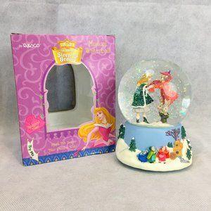 Enesco Disney Sleeping Beauty Musical Snow Globe